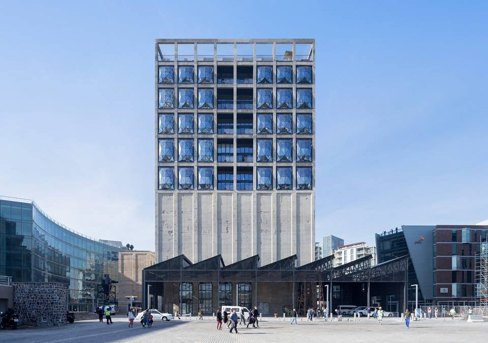Cape Town's Destination Art Museum: the Zeitz Mocaa
